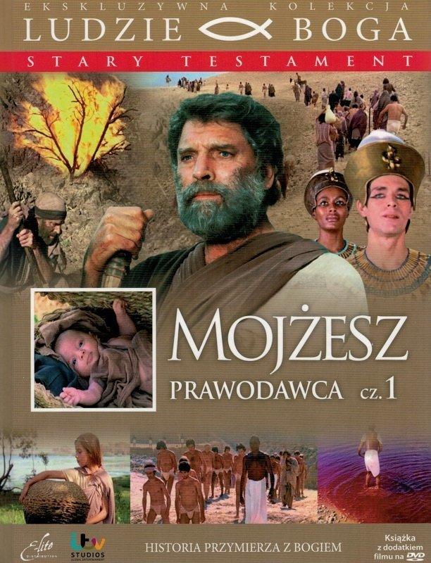 Mojżesz prawodawca część 1 - Stary Testament Ludzie Boga - DVD 54