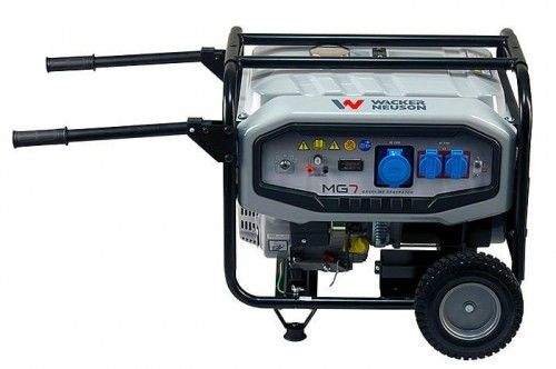 Generator jednofazowy przenośny MG7 Wacker Neuson