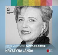 Awantura o Basię czyta Krystyna Janda (Audiobook)