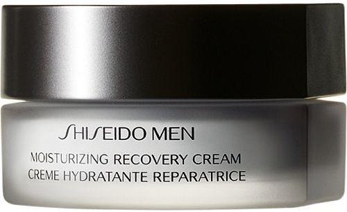 Shiseido Men Moisturizing Recovery Cream krem regenerujący i nawilżający do twarzy - 50 ml Do każdego zamówienia upominek gratis.