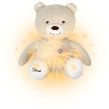 Chicco First Dreams - Miś z projektorem Special Edition 80153