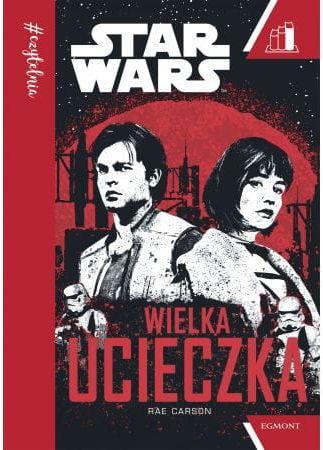 Czytelnia. Star Wars. Han Solo. Wielka ucieczka.