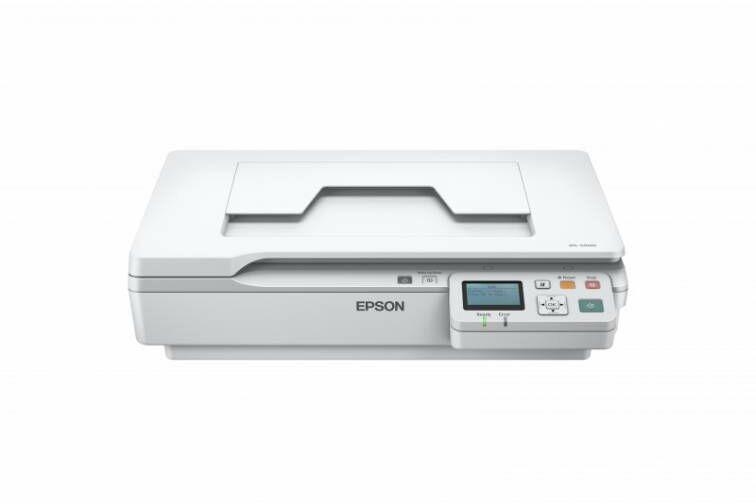 Skaner płaski Epson WorkForce DS-5500N (A4) (B11B205131BT)