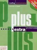 Plus extra pre-intermediate- podręcznik+cd