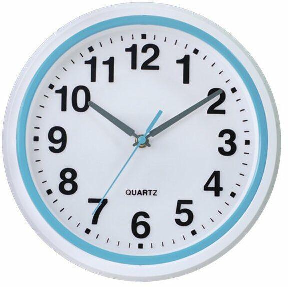 Zegar ścienny JVD HA41.1 28 cm Cichy mechanizm