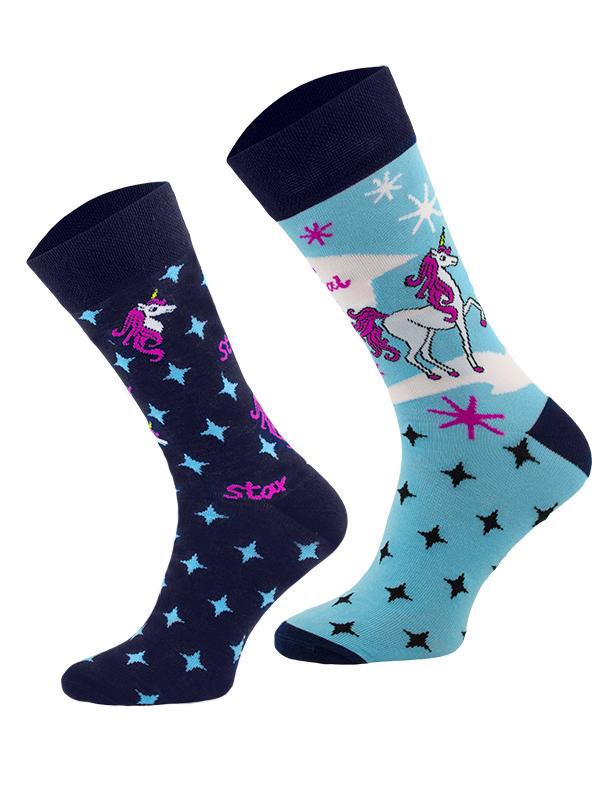 Unicorn, Todo Socks, Jednorożec, Kolorowe Skarpetki
