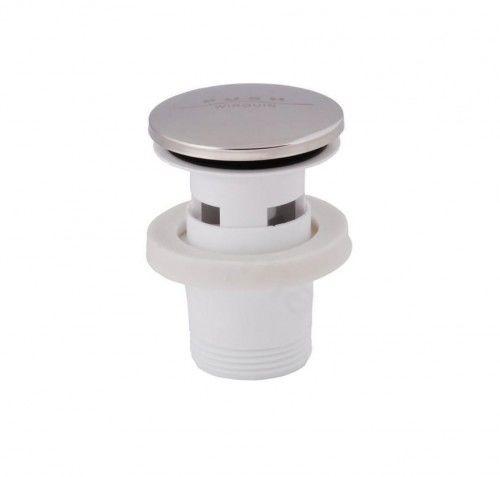 Spust syfonu umywalki klik-klak, 1 1/4'' x 65 mm, z przelewem