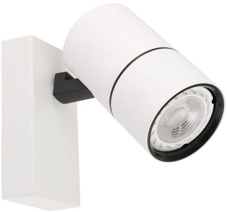 Reflektorek Laconi biały GU10 Italux