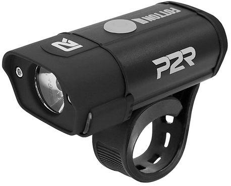 Lampka P2R Fotton 400 USB przednia czarna