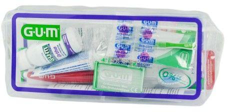 GUM ORTHO - zestaw ortodontyczny do aparatu