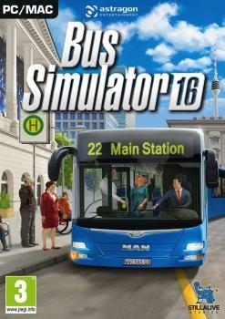 Bus Simulator 16 - Klucz aktywacyjny Steam