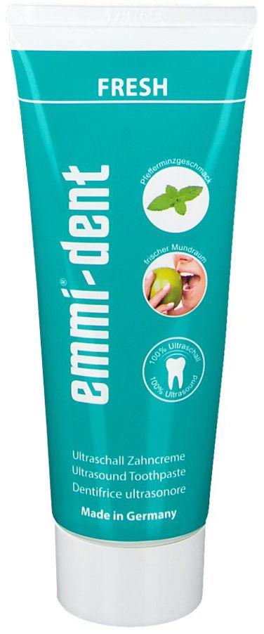 EMAG Emmi-Dent FRESH 75ml - odświeżająca pasta do zębów do szczoteczek ultradźwiękowych EMAG