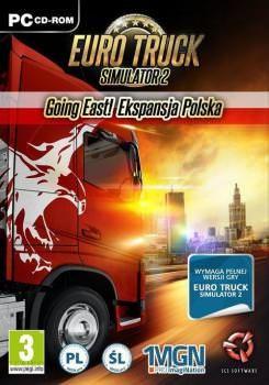 Euro Truck Simulator 2 Ekspansja Polska - Klucz aktywacyjny Steam