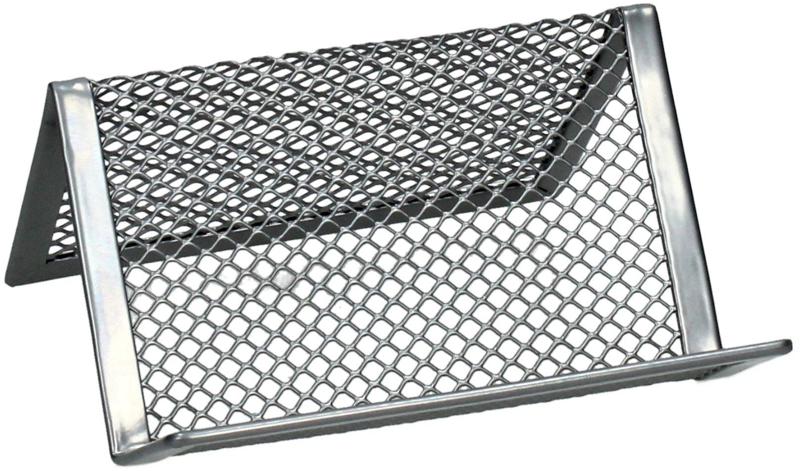 Wizytownik siatka srebrny Net Z902