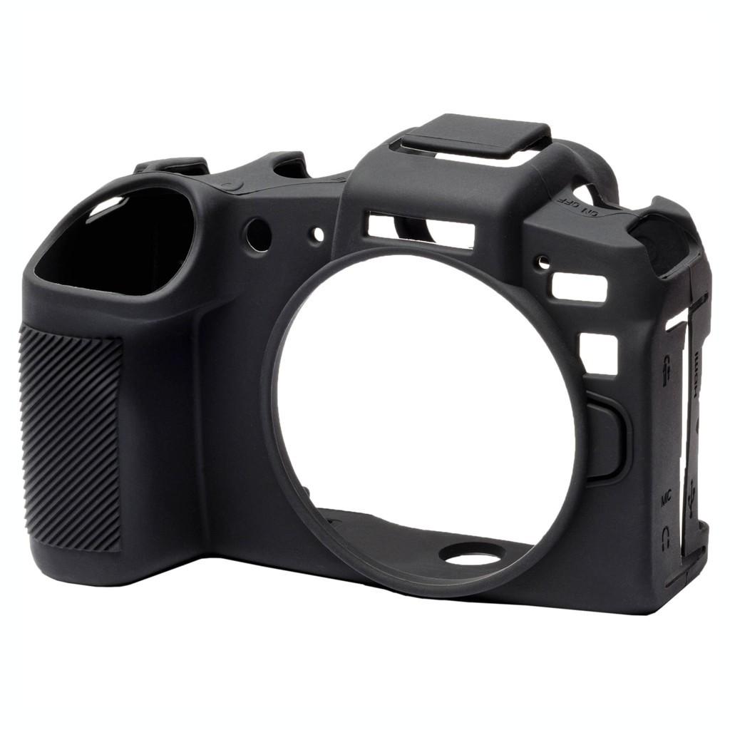 Osłona silikonowa easyCover do aparatów Canon EOS RP czarna - WYSYŁKA W 24H