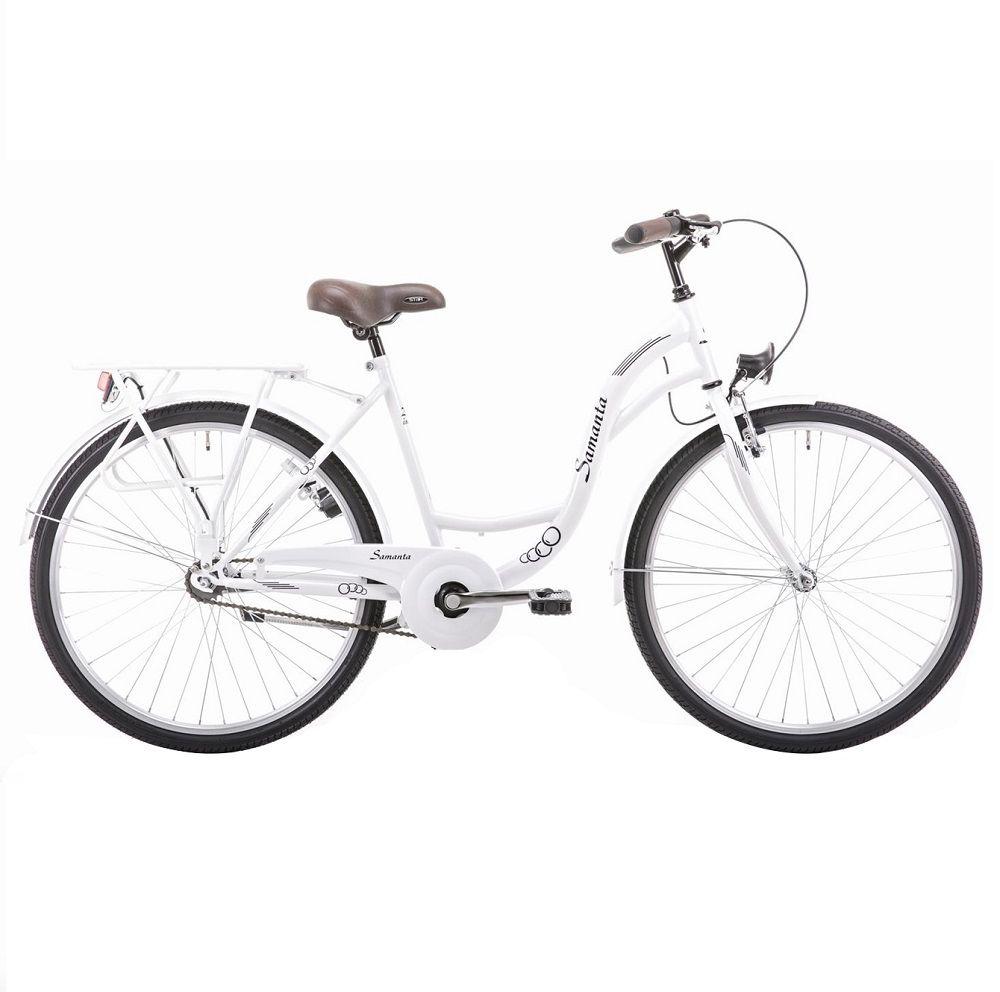 Rower Arkus Samanta 26 R18 M Da 2020 biały