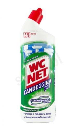 WC NET Górska świeżość - wybielający żel do WC i armatury łazienkowej (700 ml)