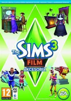 The Sims 3 Film akcesoria - Klucz aktywacyjny Origin