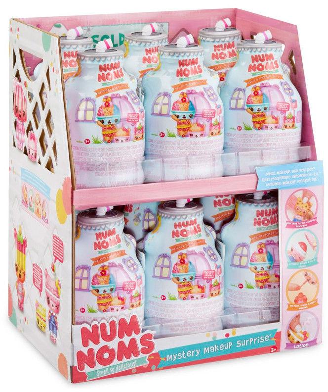 Num Noms - Niespodzianka Mystery Make Up w butelce 560739