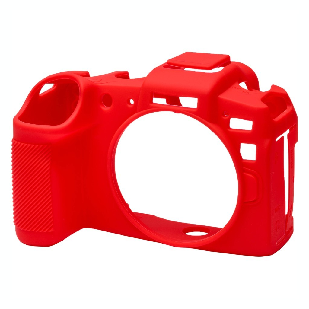 Osłona silikonowa easyCover do aparatów Canon EOS RP czerwona