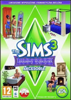 The Sims 3 Luksusowy Wypoczynek - Klucz aktywacyjny Origin