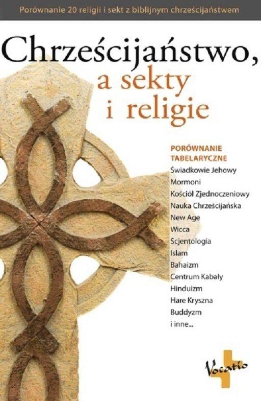 Chrześcijaństwo a sekty i religie - broszura
