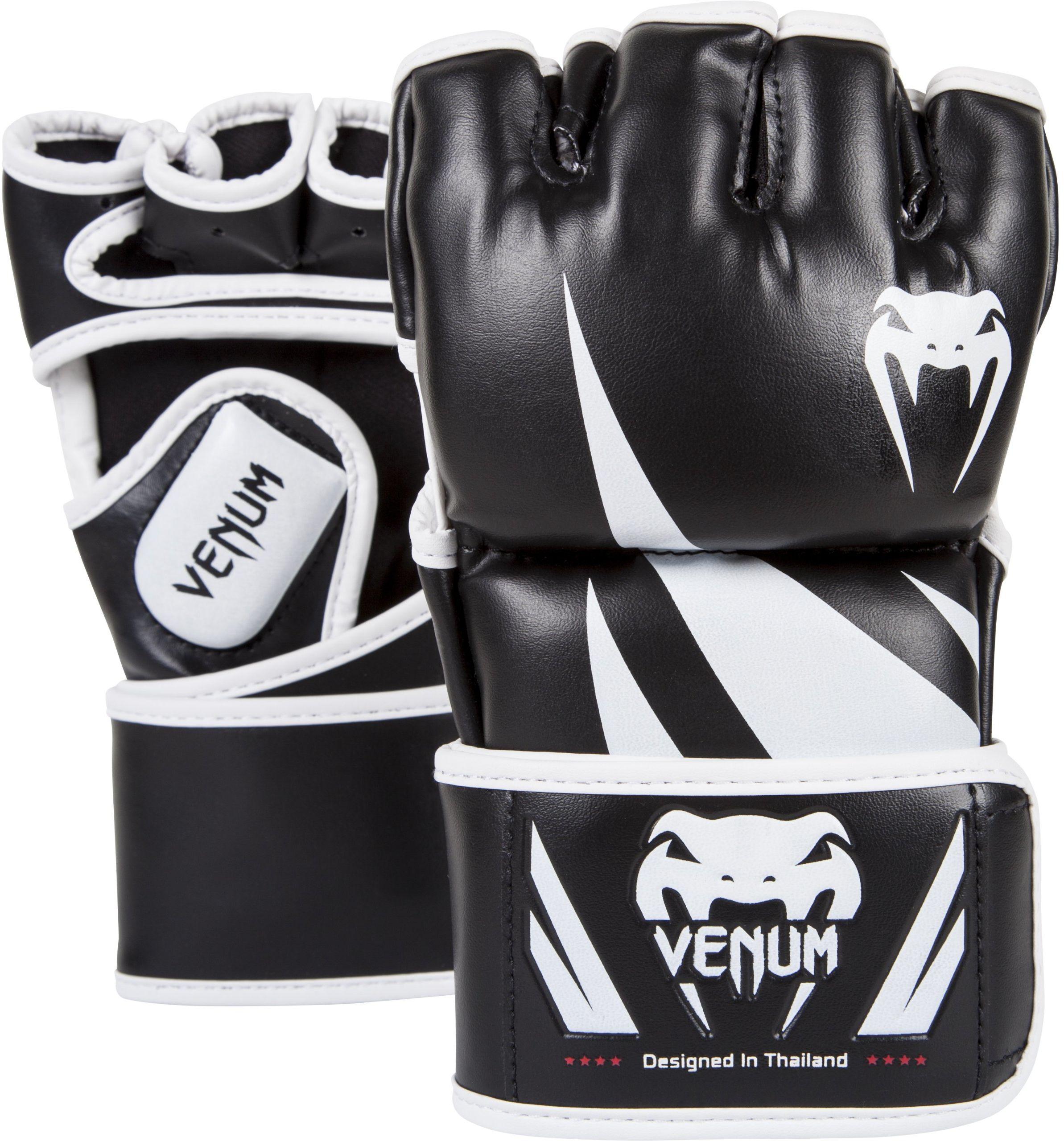 Venum Rękawice MMA dla dorosłych Challenger, czarne, S
