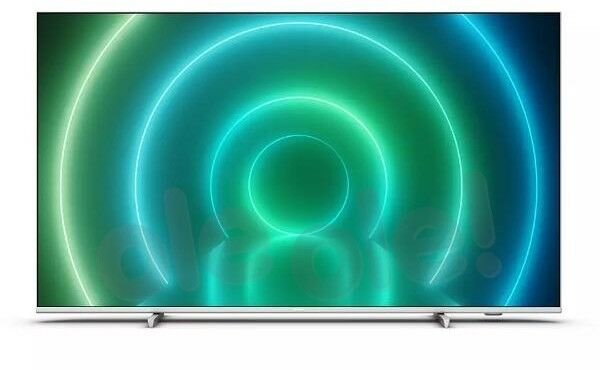 """Telewizor PHILIPS 43PUS7956 43"""" LED 4K Android TV Ambilight x3 Dolby Atmos Dolby Vision DARMOWY TRANSPORT Bezpłatny transport Raty"""