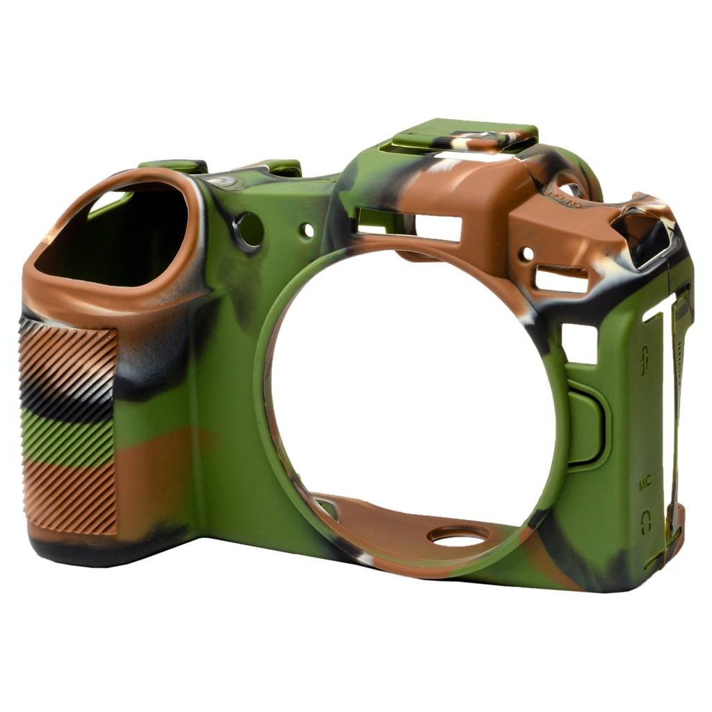 Osłona silikonowa easyCover do aparatów Canon EOS RP kamuflaż