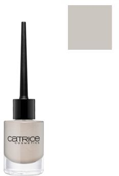 Catrice Cosmetics Zensibility Nail Lacquer Lakier do paznokci C01 Greatly Greyish - 15ml Do każdego zamówienia upominek gratis.