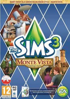 The Sims 3 Monte Vista - Klucz aktywacyjny Origin