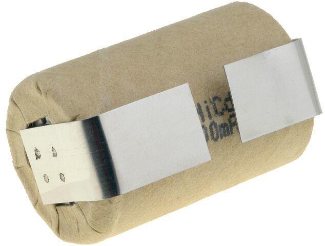 Akumulator 4/5SC 1,2V Ni-Cd 1400mAh z wyprowadzeniami