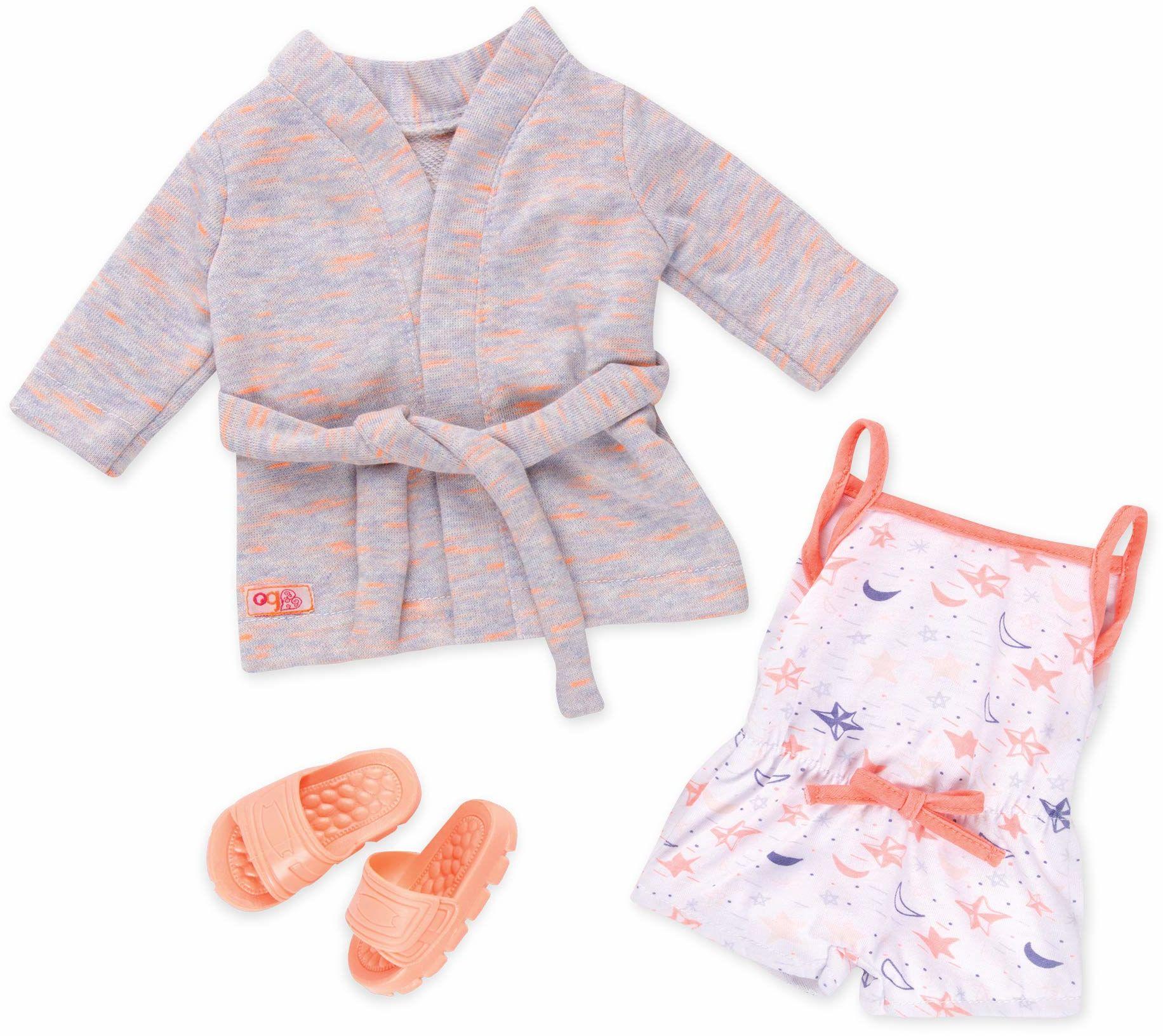 Our Generation BD30292 ''Dream Come True'' piżama z lalką, różne