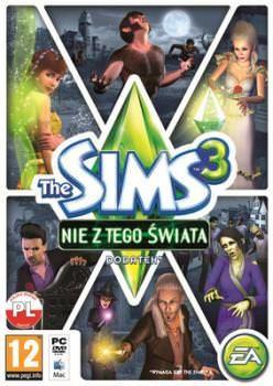 The Sims 3 Nie z Tego Świata - Klucz aktywacyjny Origin Automatyczna wysyłka w ciągu 5 minut 24/7!