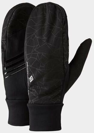 RONHILL Rękawiczki do biegania WINTER MITT czarne
