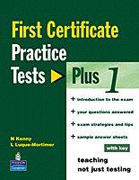 Fce practice tests- plus 1