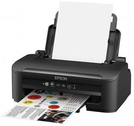 Drukarka Epson WF-2010W+CISS+tusz 4x50ml SUBLIMACJA+papier 100 ark A4