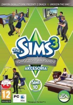 The Sims 3 Nowoczesny apartament - Klucz aktywacyjny Origin Automatyczna wysyłka w ciągu 5 minut 24/7!