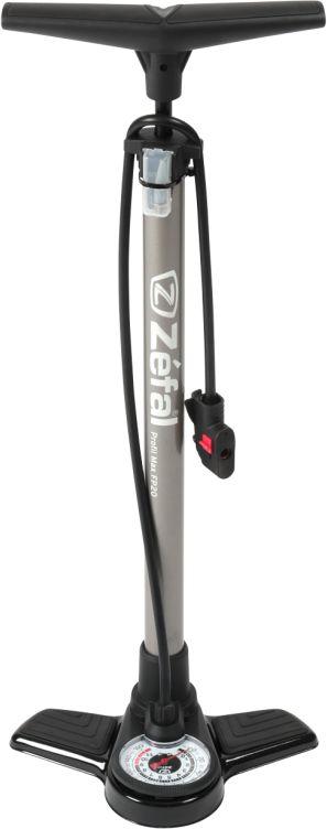 ZEFAL pompka rowerowa podłogowa profil max fp20 srebrny ZF-0862,3420580862015