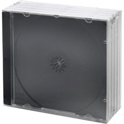 Pudełko na płyty CD HEITECH 5 szt.