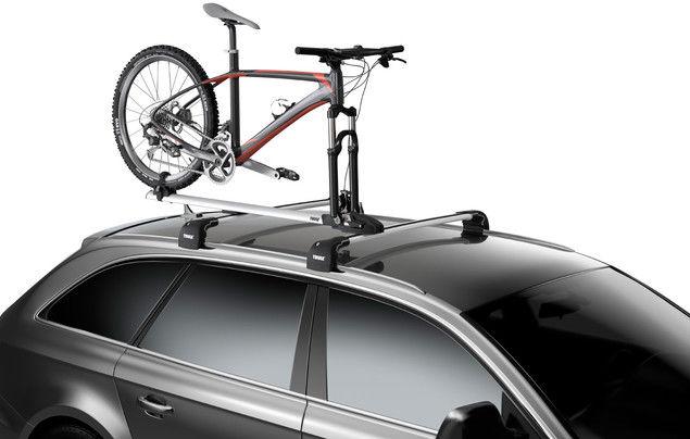 Thule ThruRide aluminiowy uchwyt rowerowy
