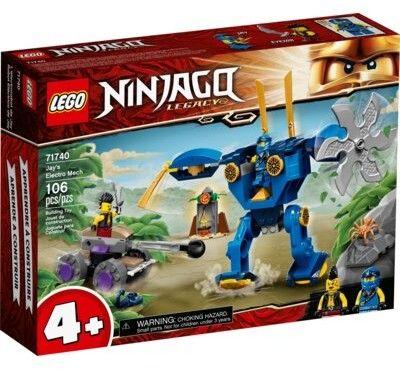 LEGO Ninjago - ElectroMech 71740