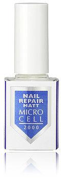 Micro Cell 2000 Nail Repair Matt matowa odżywka do paznokci 12 ml