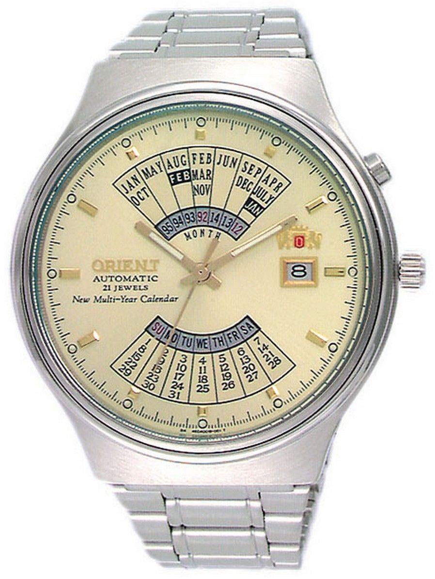 Zegarek Orient FEU00002CW - CENA DO NEGOCJACJI - DOSTAWA DHL GRATIS, KUPUJ BEZ RYZYKA - 100 dni na zwrot, możliwość wygrawerowania dowolnego tekstu.