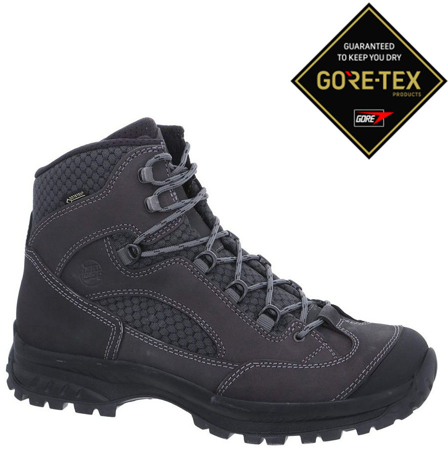 Buty Hanwag BANKS II GTX asphalt/black