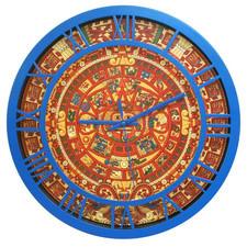 Zegar kalendarz Aztecki #1