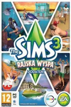 The Sims 3 Rajska Wyspa - Klucz aktywacyjny Origin Automatyczna wysyłka w ciągu 5 minut 24/7!