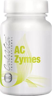 AC Zymes CaliVita - Bakterie Lactobacillus acidopillus