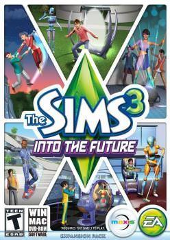 The Sims 3 Skok w Przyszłość - Klucz aktywacyjny Origin Automatyczna wysyłka w ciągu 5 minut 24/7!