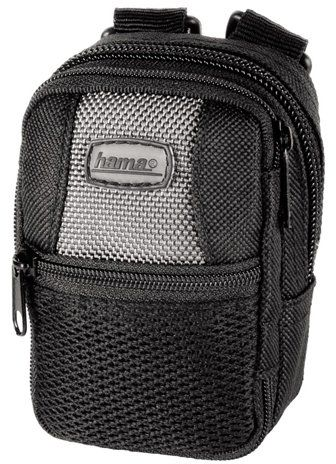 Hama TrackPack II DF 9 torba na aparat kompaktowy czarna
